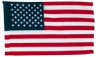 2.5x4' U. S. Banner...