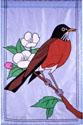 Birds - Robin Redbr...