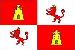 Royal Standard Of Spain 1492