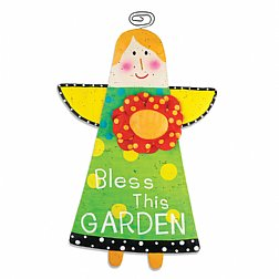 Garden Angel Door H...